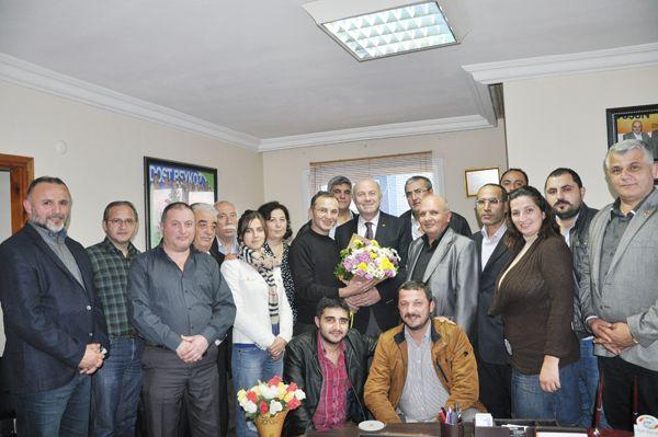 CHP'nin Dost Beykoz ziyareti
