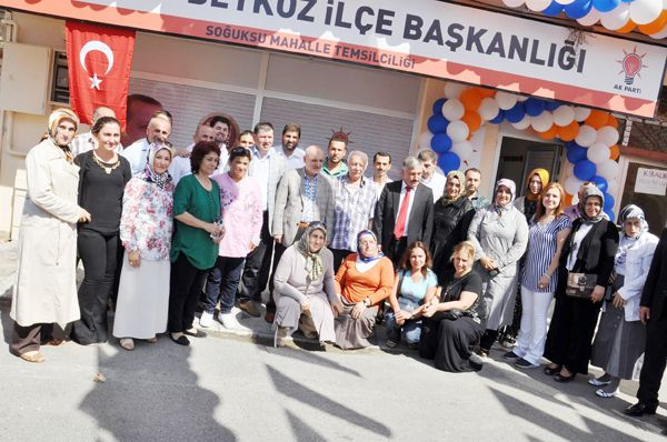 Beykoz'un AK Parti'ye ihtiyacı var…