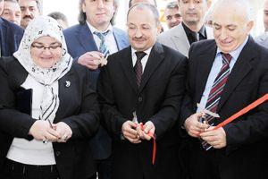 Soğuksu ASM görkemli bir törenle açıldı