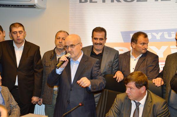 AK Parti'de Çelikbilek enginliği