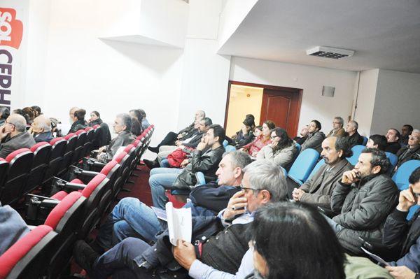 Beykoz'da Sol Cephe Meclisi kuruldu