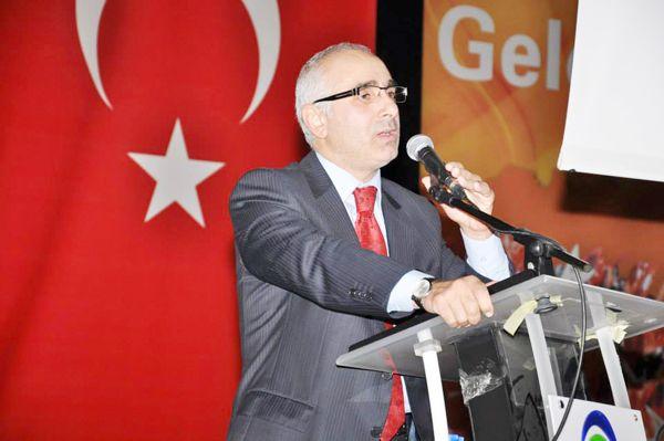 AK Partili Kemal Kaya projelerini anlattı