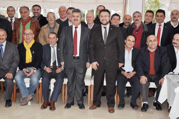 Beyoğlu'nda AK Parti, Beykoz'da BBP'li