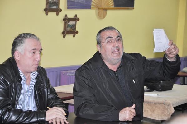 CHP'li Hayrullah Usta'nın liste isyanı