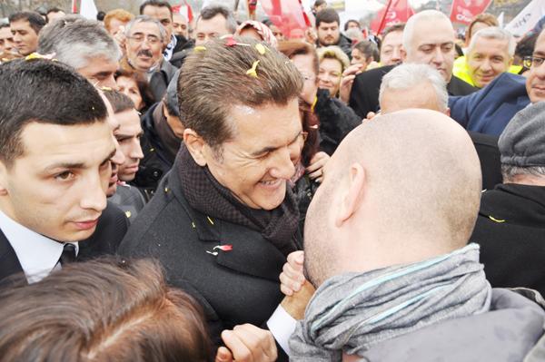 Beykoz'daki Sarıgül'e Avcılar'dan destek!