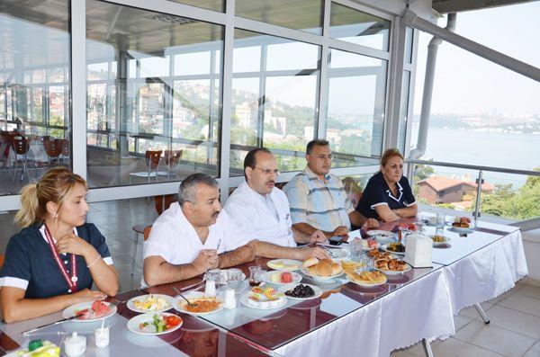 Beykoz Devlet Hastanesi'nde tadilat bitti.