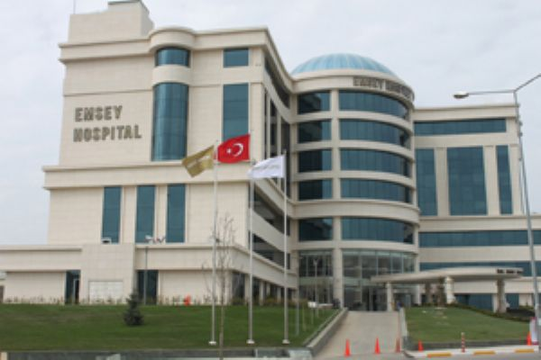 Beş yıldızlı otel değil, hastane !..
