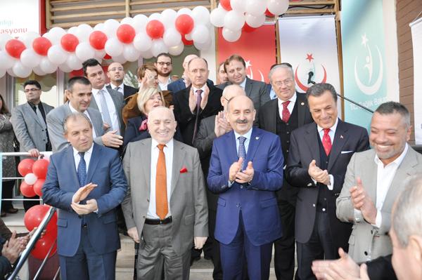 Acarkent 112 Acil istasyonu açıldı