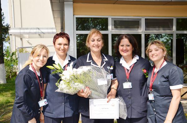 Beykoz'da Hemşireler Günü kutlandı