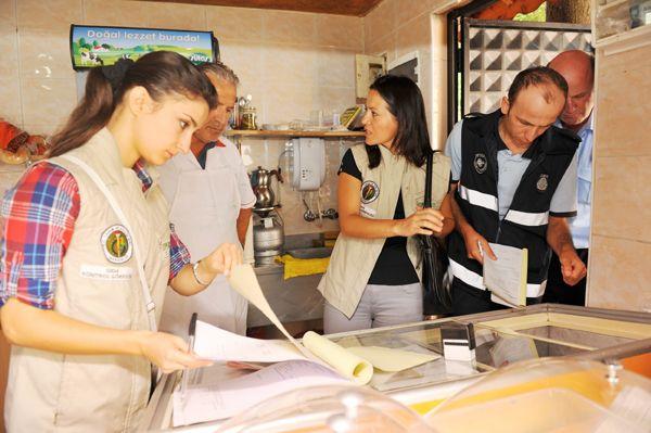 Beykoz'da okul kantinleri 'temiz' çıktı