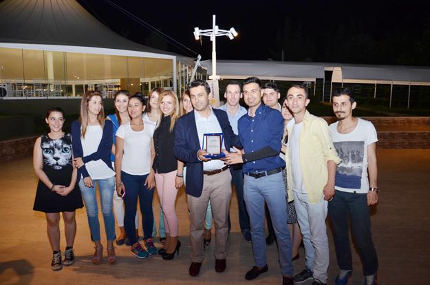 Turnacıoğlu Telekom'un iftar sofrası…