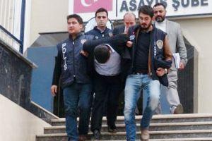 Sahte müfettişler Beykoz'da yakayı ele verdi