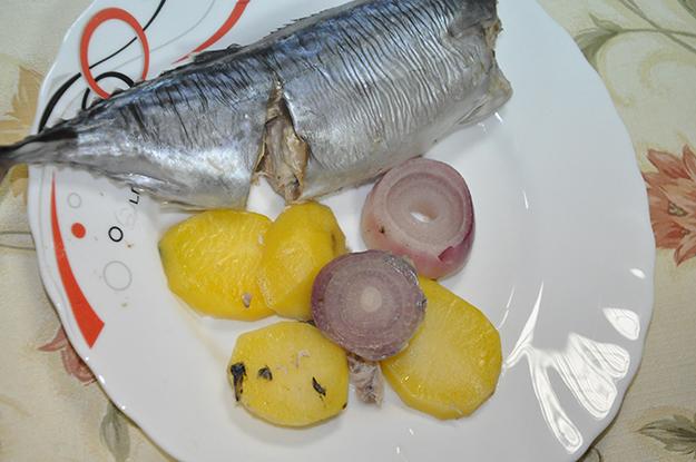 Tuz ve balığın aşkı...