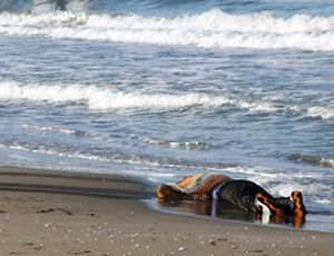 Beykoz sahilinde kadın cesedi bulundu