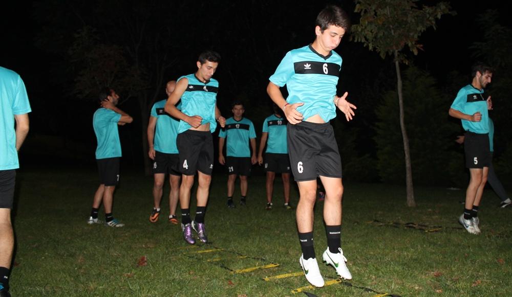 Kavacıkspor Kınalıada maçına hazır
