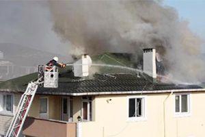 Otağtepe'de yangın korkusu yaşandı