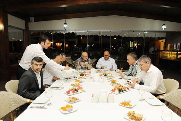 Belediye Başkanları Beykoz'da toplandı