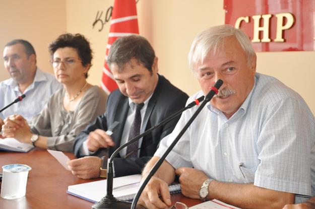 CHP'de toparlanma toplantılarına yoğun ilgi var