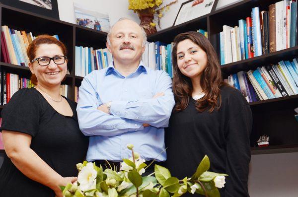 Prof. Hüseyin Öztürk Milliyet'e konuştu