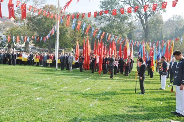 Tarihi Beykoz Çayır'ında 29 Ekim coşkusu