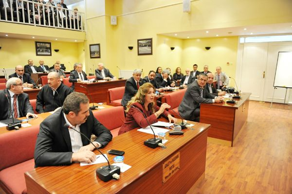 Beykoz Belediye Meclisi TBMM gibi