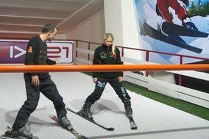 Beykoz'da kayak keyfi yaşayın...