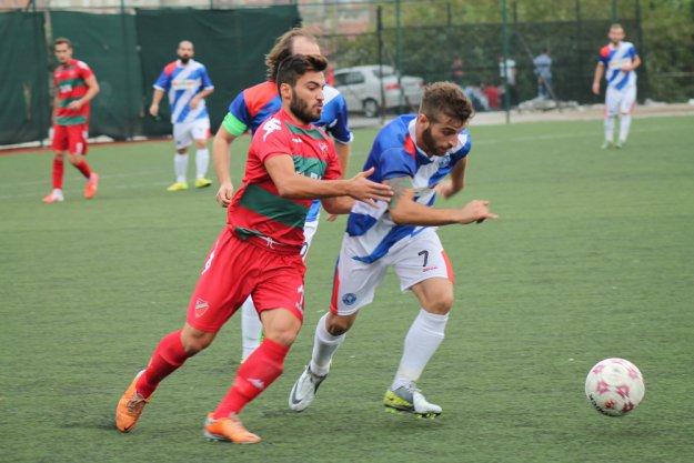 Paşabahçe deplasmanda gol oldu yağdı: 0 - 5