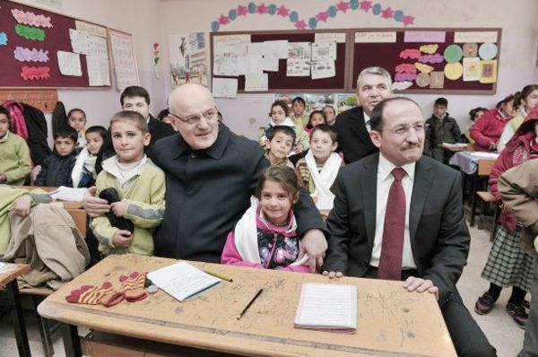 Diyarbakır'da Beykoz Kütüphanesi açıldı