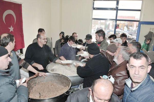 Mahmutşevket Paşa Camii'nin temeli atıldı