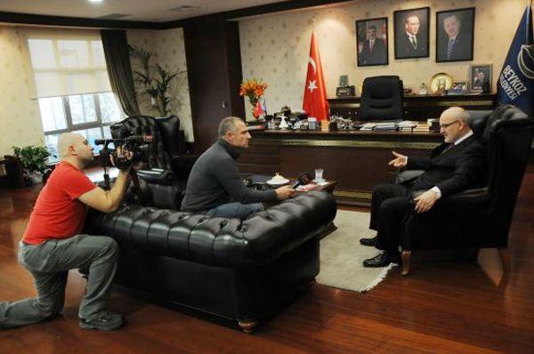 Başkan Çelikbilek CNN TÜRK'e konuştu
