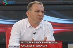 Kader Gür, 'Halk desteği olan hiçbir kurum yıkılmaz'