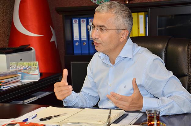 Beykoz Belediyesi'nin beyefendisi