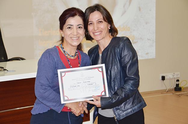 Beykoz Devlet Hastanesi'nde eğitim üstüne eğitim