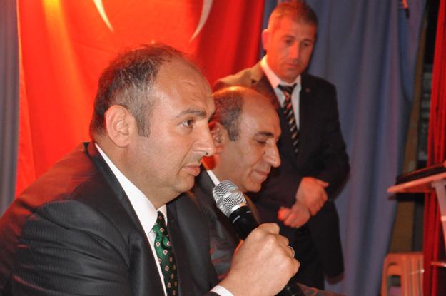 MHP İstanbul İl Başkanı Karataş, Beykoz'a geldi