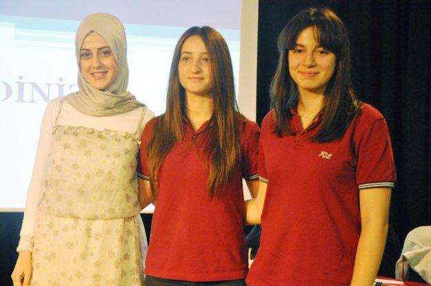Celal Aras Anadolu Lisesi 1. oldu
