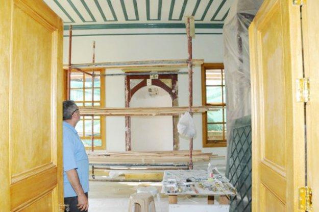 Meryemzade Camisi hayat buluyor