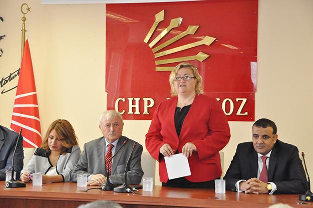 CHP'de bol mesajlı bayramlaşma