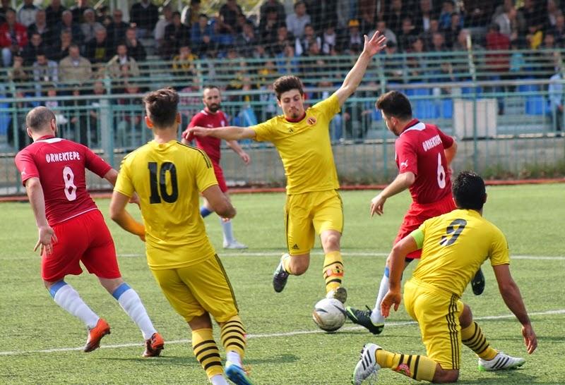 Beykoz 1908 AŞ'nin bayram beraberliği: 2 - 2
