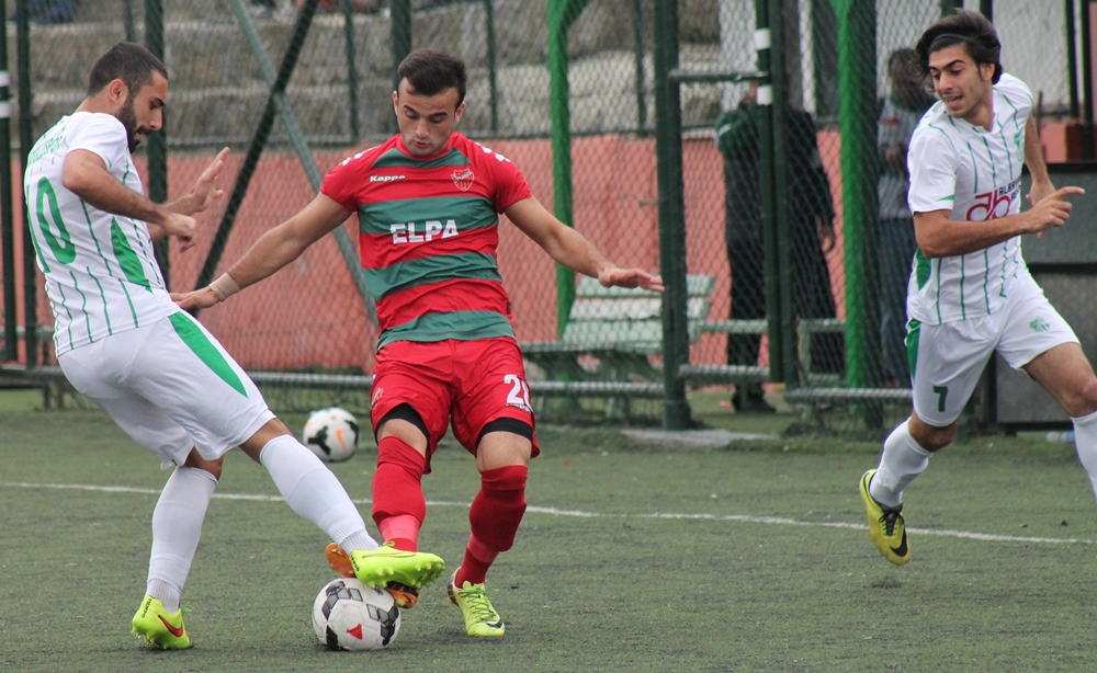 Paşabahçespor 1 puanla yetindi: 1 - 1