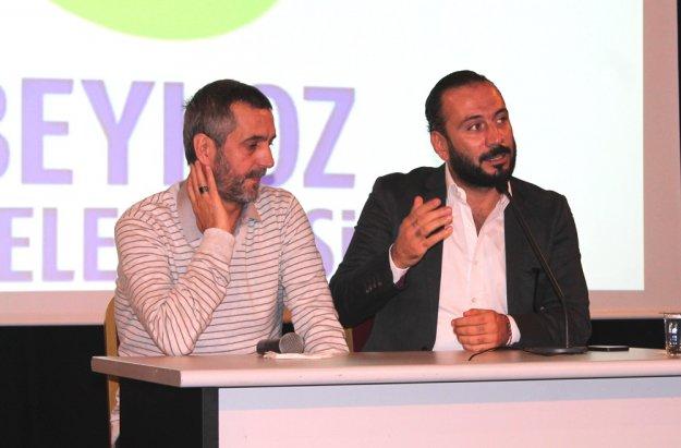 Beykoz'da futbola dair ünlülerle sohbet