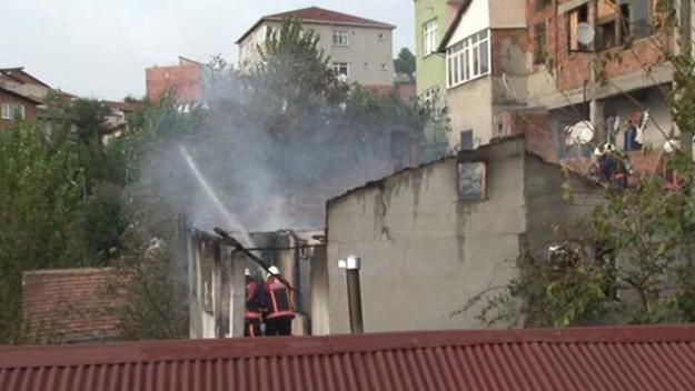 Beykoz Yenimahalle'de yangın faciası!