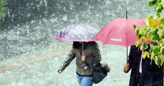 Son 30 yılın en kuvvetli yağışı bekleniyor