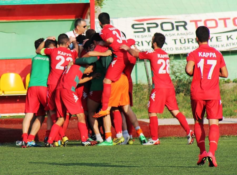Paşabahçespor Gazi maçına kilitlendi