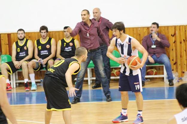 Beykoz'da baskette rakip TED