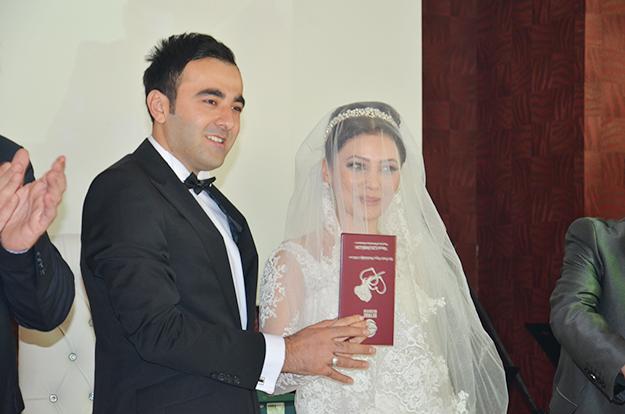AK Partili Meclis Üyesi Sinan Çıtlak evlendi