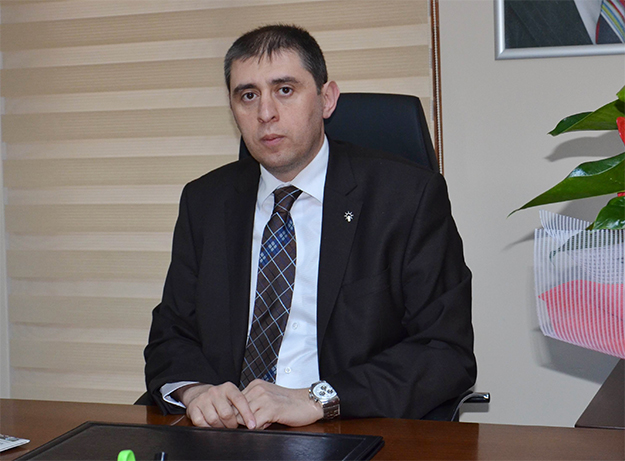 AK Parti'de Mustafa Gürkan'ın adaylığı kesinleşti