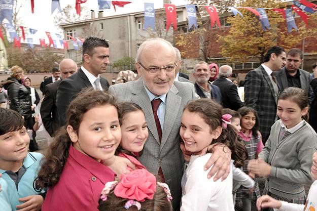 Beykoz'un okullarında teknoloji atılımı başladı