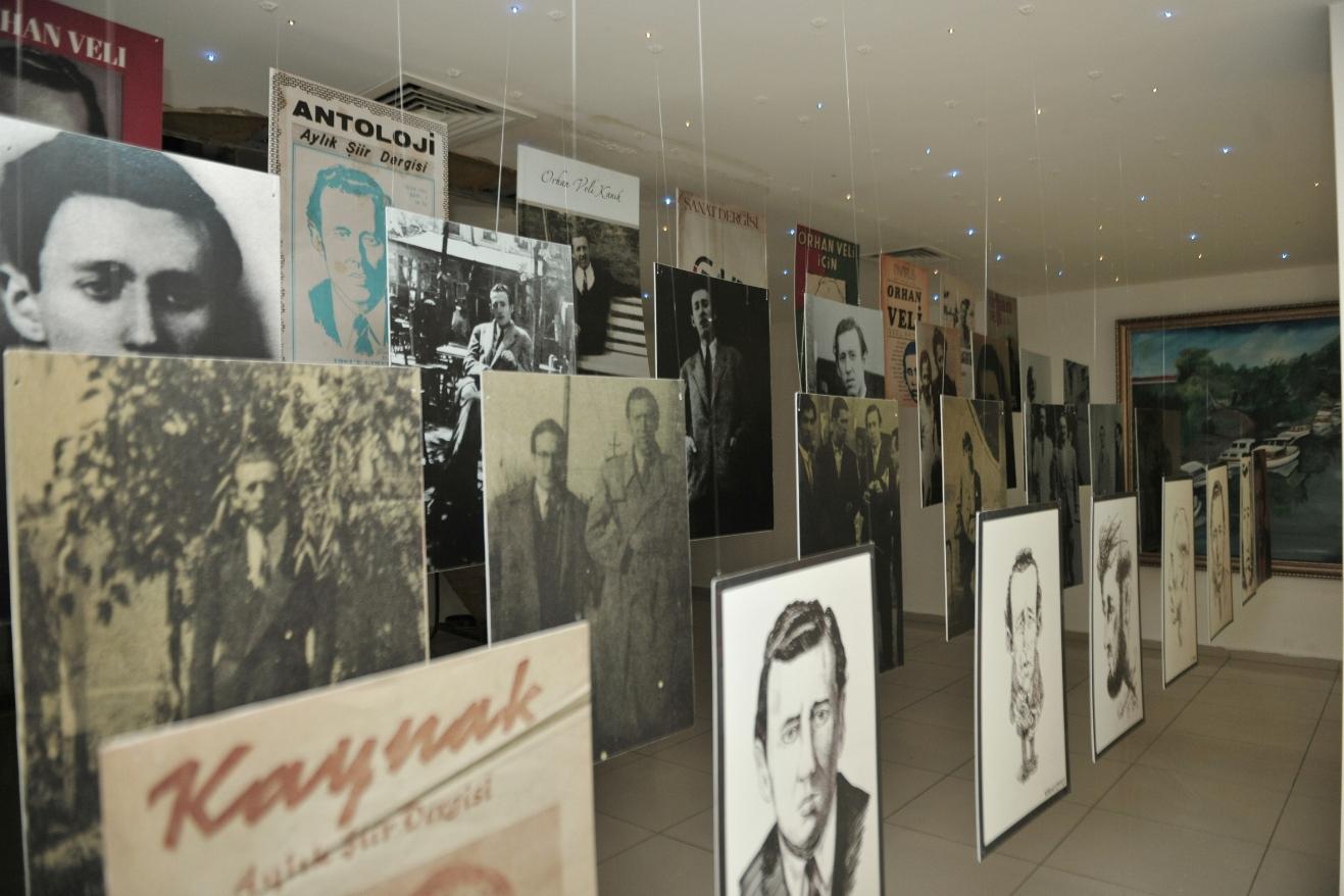 Beykozlu Şair Orhan Veli 100 yaşında