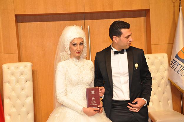 Haydar Çelik Ailesi'nde ilk düğün heyecanı