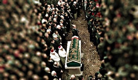 Oda TV'den Beykoz'da bir cenaze haberi